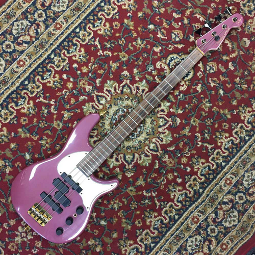Fender Stu Hamm Signature Urge Bass Burgundy Mist (Pre-Owned)